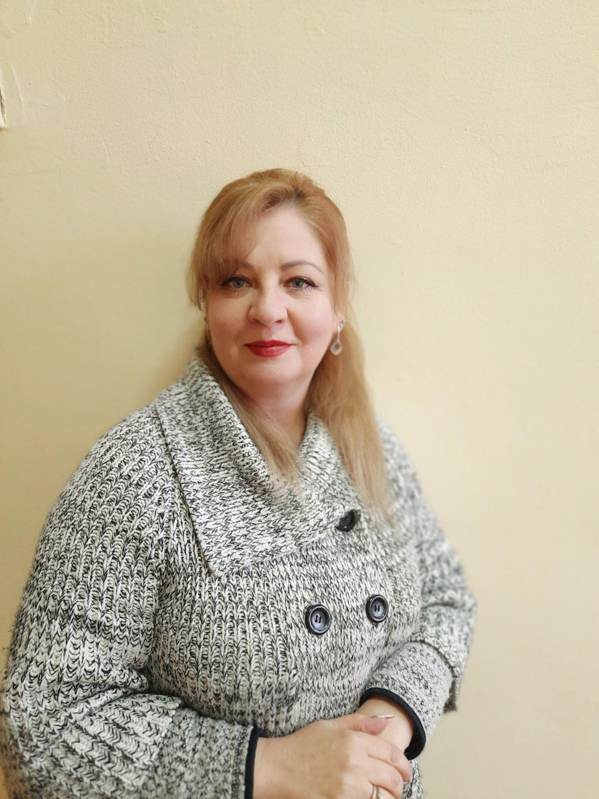 Бондаренко Наталія Василівна