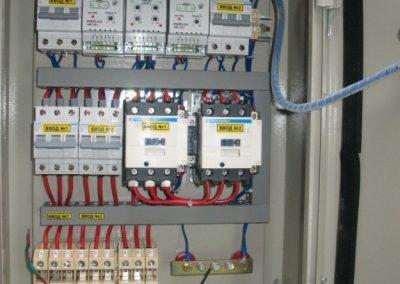 Система автоматичного керування газовою котельнею