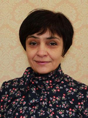Волкова Світлана Анатоліївна