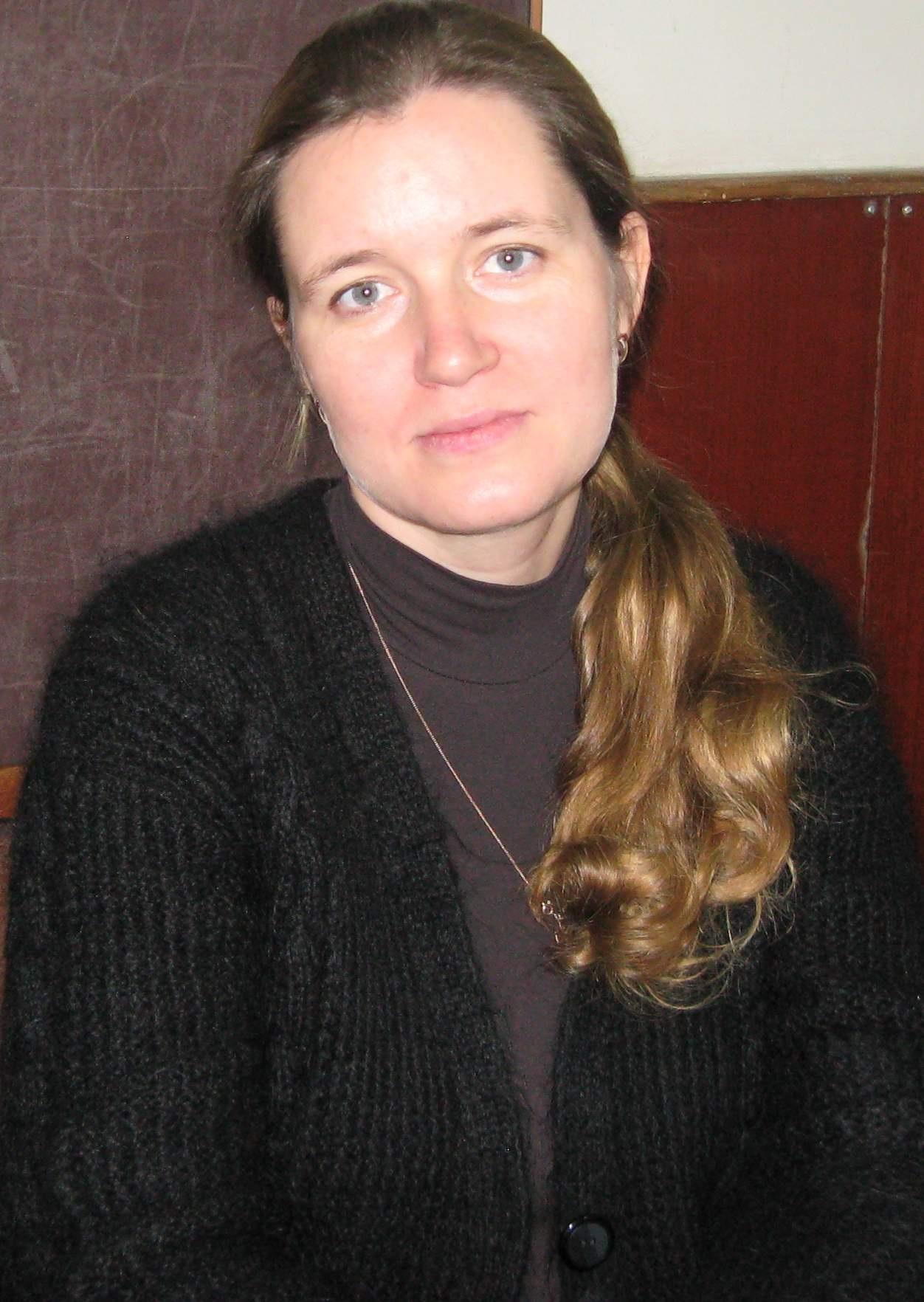 Науменко Тетяна Станіславівна