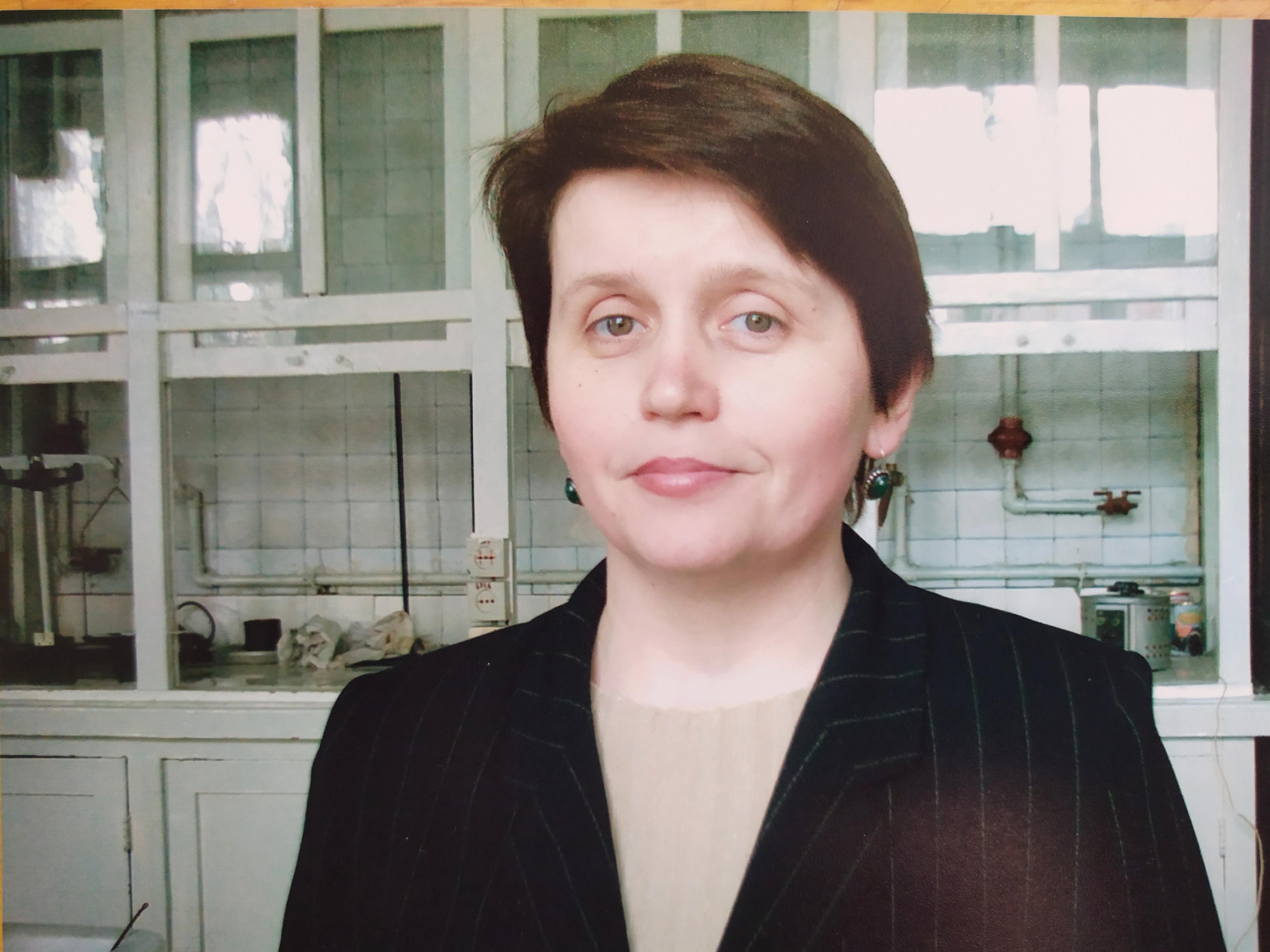 Філінська Антоніна Олександрівна
