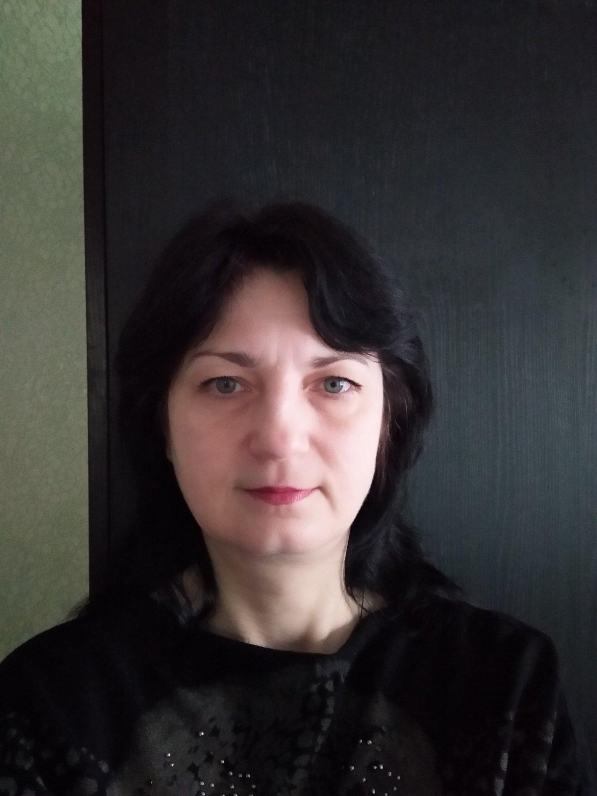 Халус Світлана Владиславівна