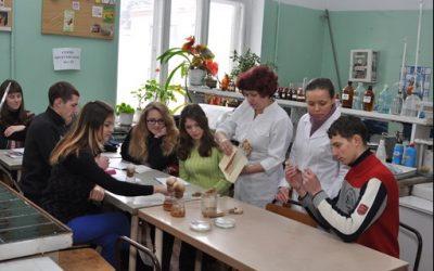 Секції «Сучасні біотехнології» МАН України – 20років!