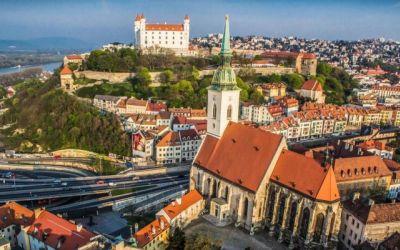 Стипендіальна програма Словацької республіки