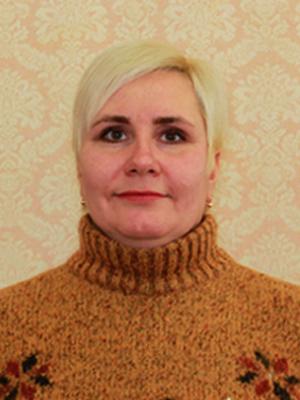 Viktoriia Ivanivna Bilokin