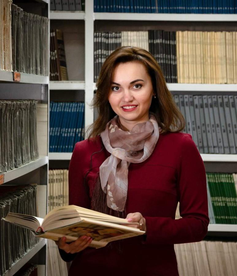 Olha Viktorivna Kuchkova