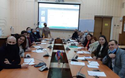 Курси з вивчення англійської мови для викладачів і співробітників вишу
