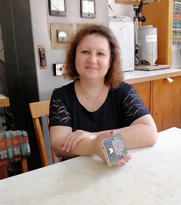 Tetiana Ivanivna Nahorna