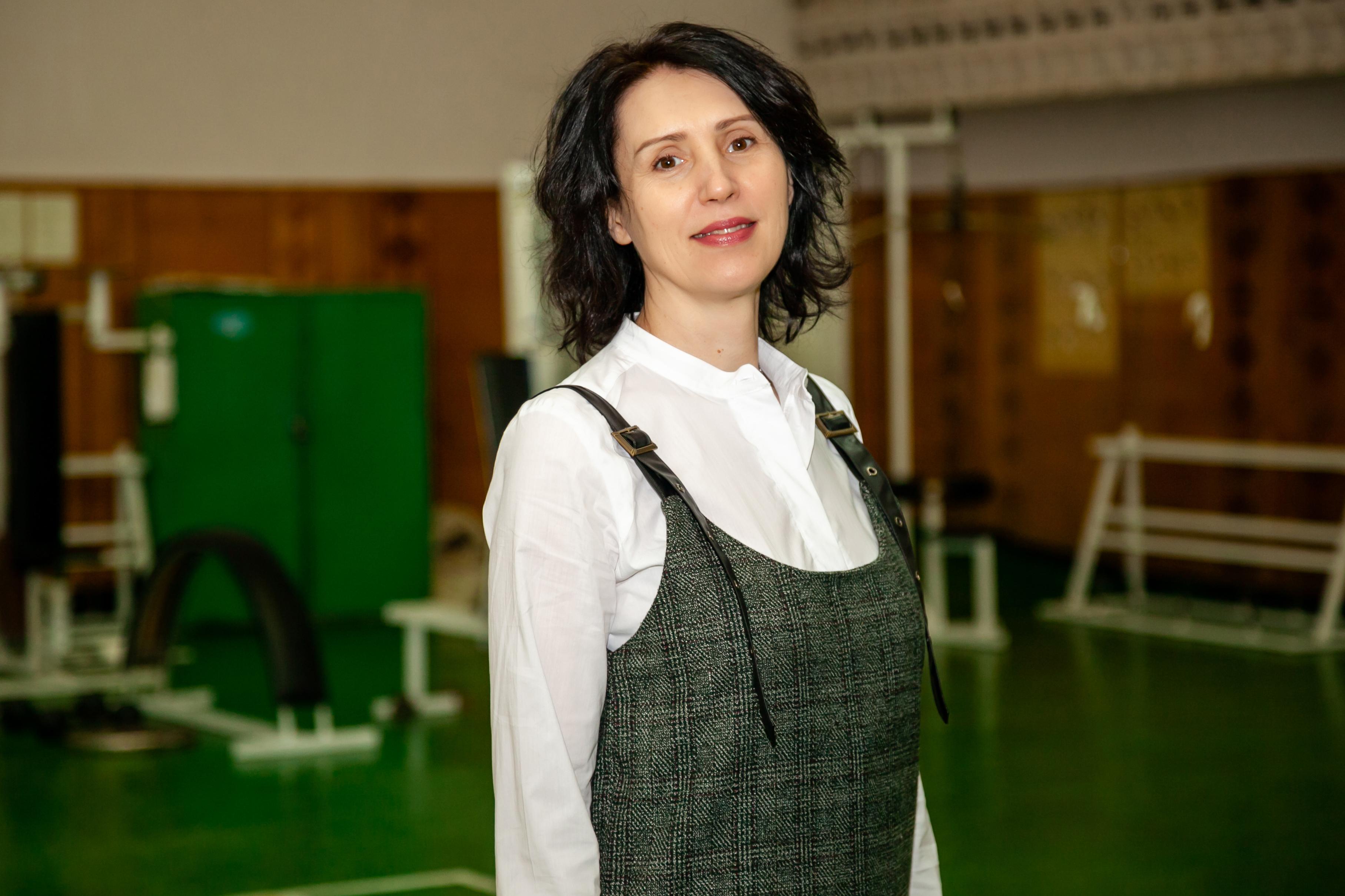 Токмакова Світлана Василівна