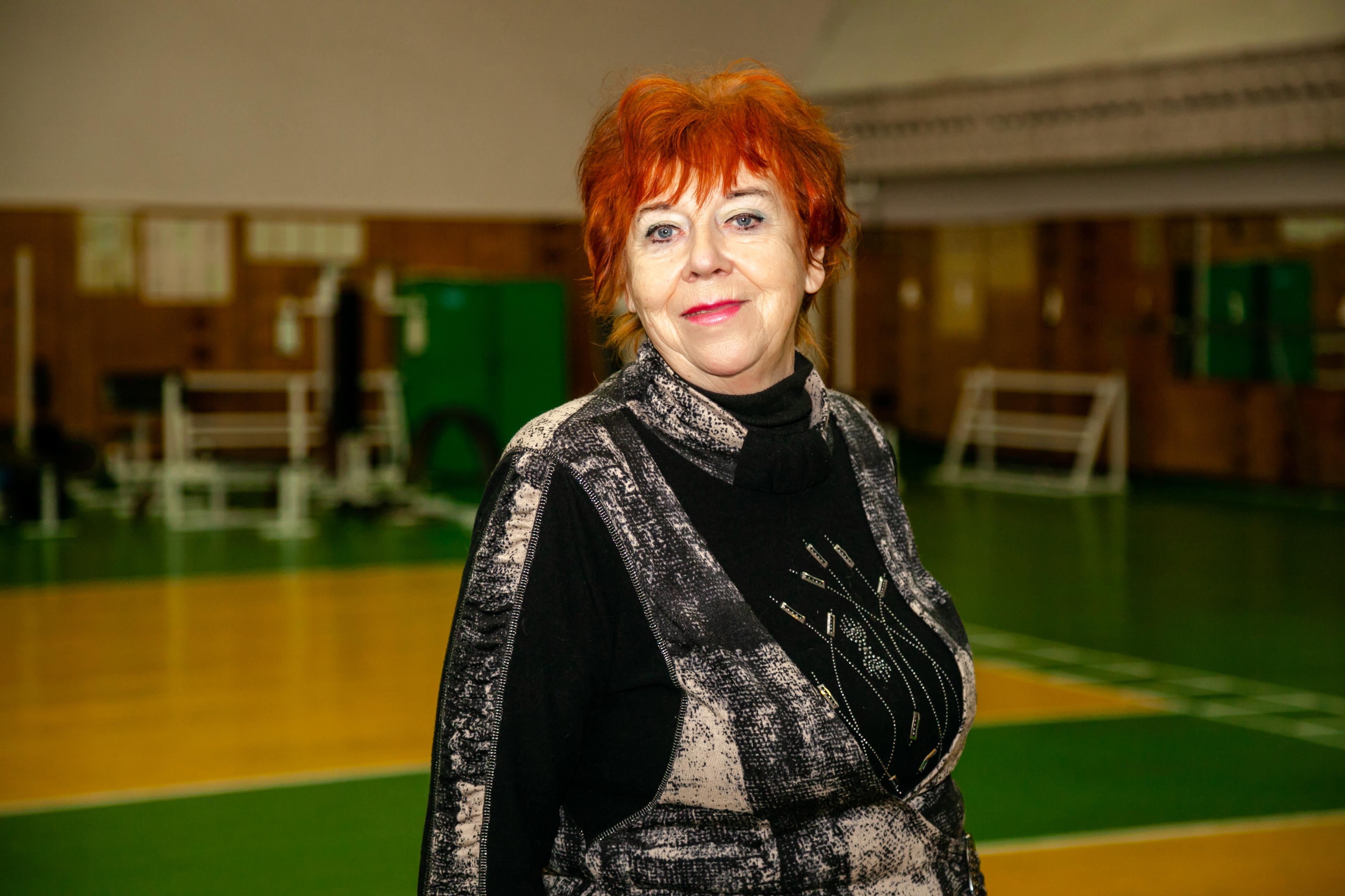 Токмакова Ольга Василівна