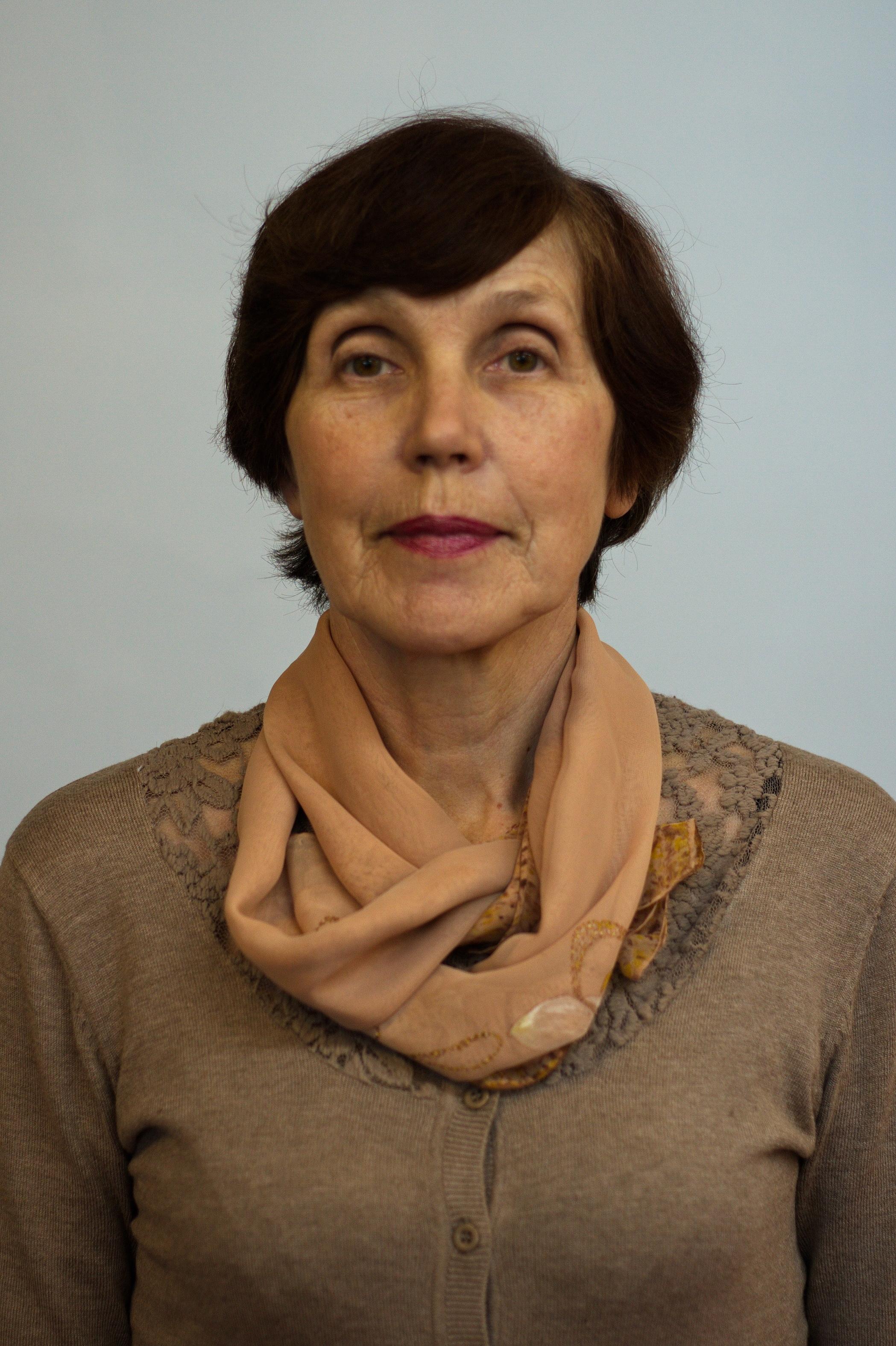 Петровська Людмила Георгіївна