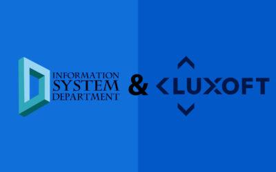 Кафедра інформаційних систем розширює партнерські зв'язки у галузі ІТ