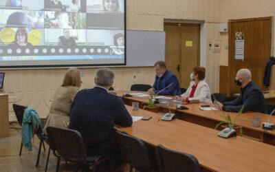 Інформаційна онлайн-сесія з представниками ОТГДніпропетровської області щодо розвитку кадрового потенціалу