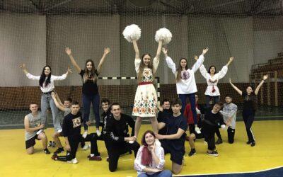 День вишиванки на кафедрі фізичної культури, спорту та здоров'я