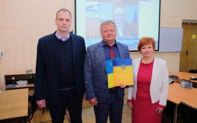 ДВНЗ УДХТУ та ЧДТУ підписали угоду про співпрацю