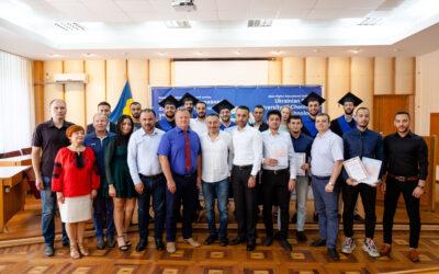 Урочисте вручення дипломів бакалавра випускникам-іноземцям