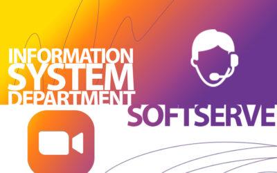 Онлайн-зустріч із представниками компаніїSoftServe