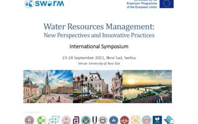 Міжнародний симпозіум «Управління водними ресурсами: Нові перспективи та інноваційні практики»
